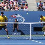【テニス】並行陣で使える、ストローカーに攻撃されないボレーを打つ4つのコツ
