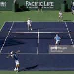 【テニス】サーブが弱くてもダブルスでリターン強者に対して平行陣を敷ききる3つのコツ!