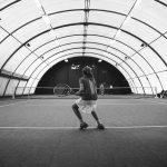 【テニス】スマッシュを順クロスに打てない人は打点の意識を2つだけ変えてみよう